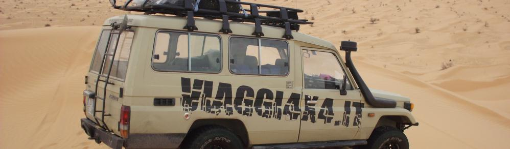 VIAGGI 4X4, AVVENTURE E VACANZE FUORISTRADA E SUV, VIAGGI DI GRUPPO E SELF-DRIVE, ITINERARI 4X4, VACANZE IN 4X4, VIAGGI IN 4X4, WEEK-END  JEEP TOUR, CORSI DI GUIDA SABBIA,VIAGGI 4X4 FAI DA TE
